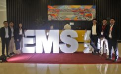 MEDTEK at the EMS Asia Convention 2018