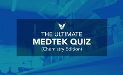The Ultimate MEDTEK Quiz (Chemistry Edition)