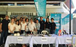 JARC Group Organizes Health Screening for Golf Players
