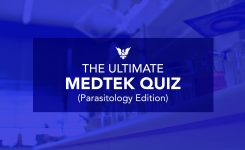 The Ultimate MEDTEK Quiz (Parasitology Edition)