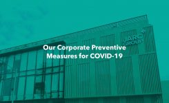 Our Corporate Preventive Measures for COVID-19
