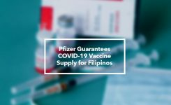 Pfizer Guarantees COVID-19 Vaccine Supply for Filipinos