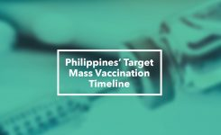 Philippines' Target Mass Vaccination Timeline